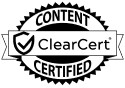 ClearCert Seal